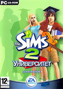 124px The Sims 2 University